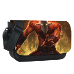 Juggernaut Attack Sublimated Messenger Flap