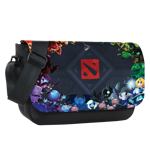Chromatic Heroes Sublimated Messenger Flap