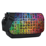 Heroes Spectrum Sublimated Messenger Flap