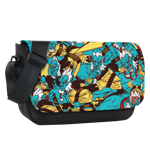 Doppleganger Lancer Sublimated Messenger Flap