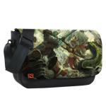 To Oppose a King Sublimated Messenger Flap