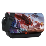 Dire Side Sublimated Messenger Flap