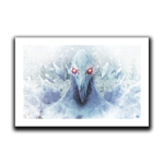 Feel the Chill Art Print
