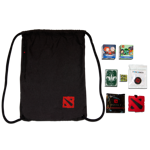 DOTA 2 The International 8 Swag Bag Kit