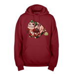 Meat Is Sweet Pullover Hoodie