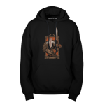 Juggernaut Stands Ready Pullover Hoodie