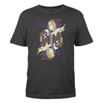 Invoker King Dark Tee Design