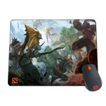 Lane Battle Mousepad