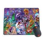 Watercolor Hero Mousepad