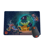 Sunken Treasure Mousepad