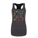 Pixel Inventory Women's Tank Top