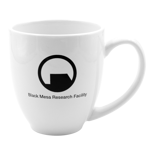 Black Mesa Research Facility Coffee Mug